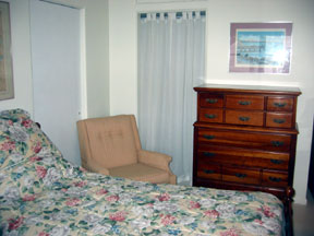Guest bedroom - really good beds