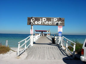 Rod & Reel Pier a great place to eat